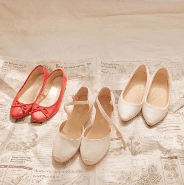 ガーリー靴8選
