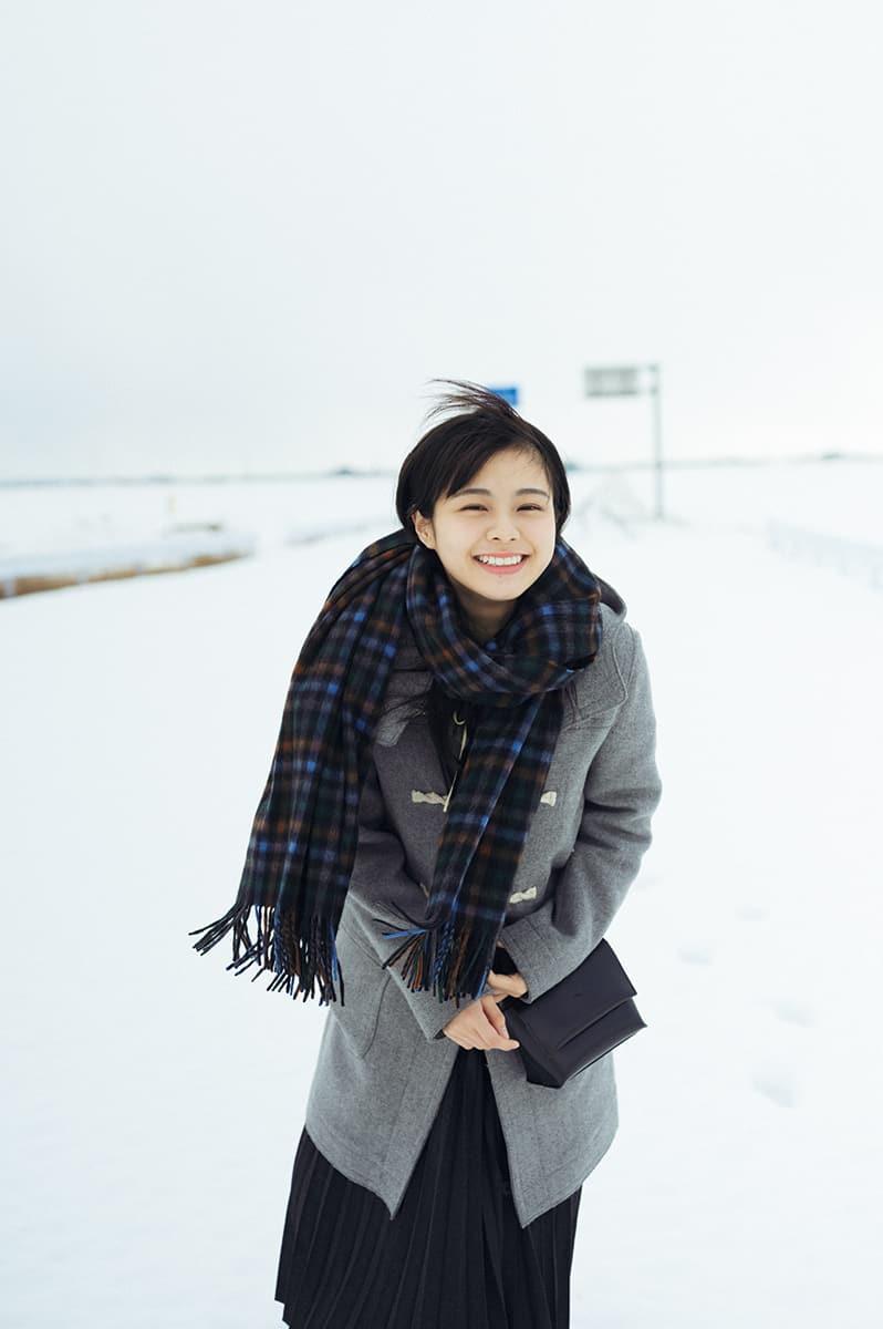 本間日陽写真集 新潟・雪