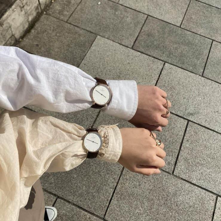 ペアグッズ_腕時計